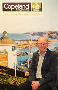 Profile image for Councillor Graham Minshaw