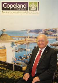 Profile image for Councillor Michael McVeigh